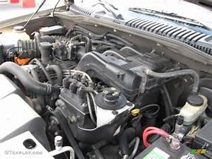 Ford Explorer 4 0 2004