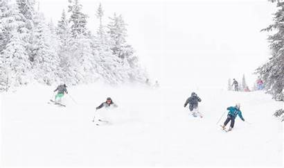 Winter Storm Pico Vermont Ski Delivers Harper