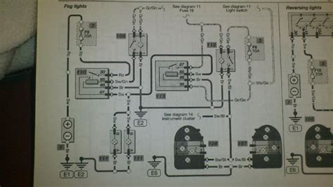 Opel Corsa Gsi Wiring Diagram by Gsi Fogs Wiring Diagram Guide Interesting Discovery