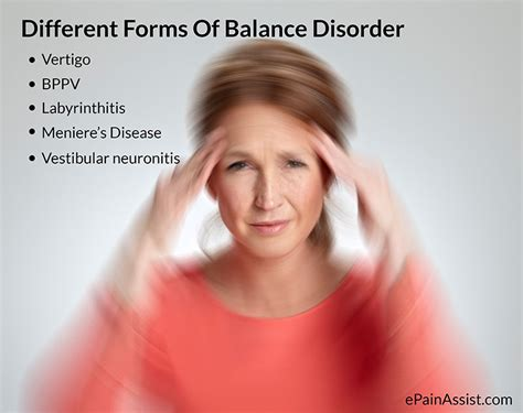 What Can Cause Dizziness When Standing Up by Balance Disorder Treatment Causes Symptoms Identifying