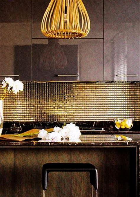gold backsplash sexy stylin tiling erika brechtel