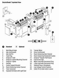 Mechoshade Electroshade U00ae System  U2013 Commercial Drapes And Blinds