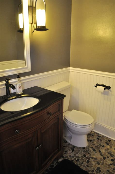 Diy Bathroom Makeover  A Homemaker's Unexpected Talent