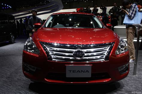 Nissan Teana Backgrounds 2016 nissan teana ii pictures information and specs