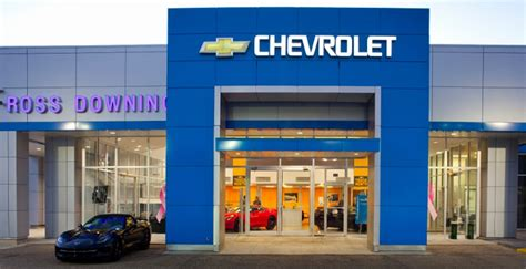 Ross Downing Chevrolet  Voelkel Mcwilliams Construction