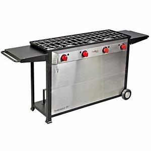 Shop Camp Chef Somerset Iv 34-in 4-Burner Propane 20 Lb