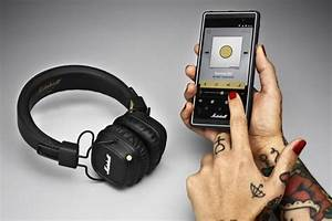 Casque Audio Long Fil : marshall major ii wireless le casque audio sans fil avec ~ Edinachiropracticcenter.com Idées de Décoration