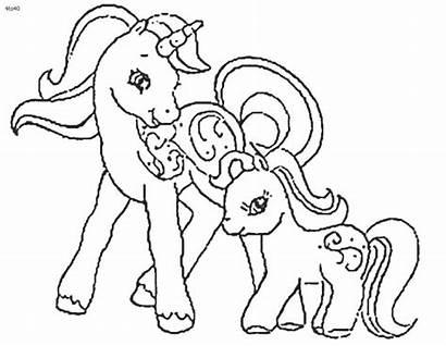 Coloring Pages Unicorn Unicorns Printable Printables Ministerofbeans