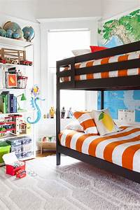 pictures for kids rooms Shared Kids Rooms | A Cup of Jo