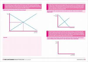 Aqa A Level Economics Diagram Practice Book
