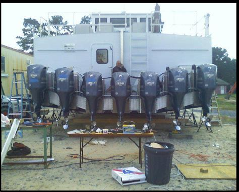 Yamaha Outboard Motors For Sale Nc by Yamaha V8 Outboard 400 Or 450 Hp Coming Soon The Hull