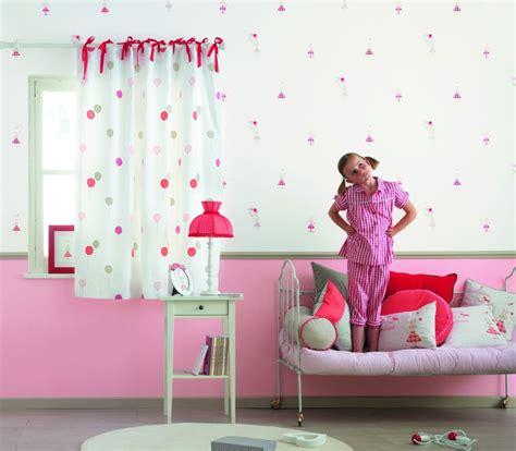 rideaux de chambre de fille rideaux à nouettes chambre fille jules photo de