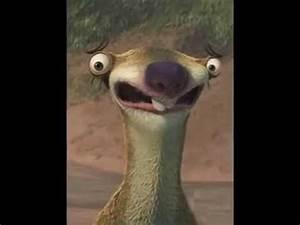 Ice Age - Sid the sloth - YouTube