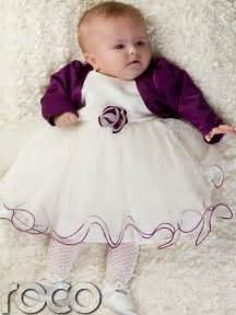 infant wedding dresses baby purple ivory dress bolero jacket wedding babys bridesmaid dresses ebay