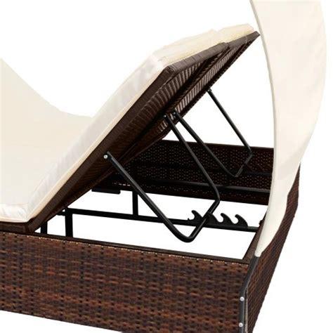 Loungemöbel Mit Dach by Rattan Lounge Mit Dach Artlife Polyrattan Gartenm Bel