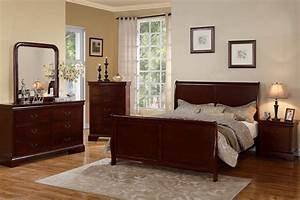 Bedroom Paint Colors With Cherry Wood Furniture - HOME