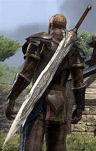 Elder Scrolls Online Prismatic Greatblade - ESO Fashion