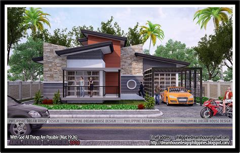 philippine dream house design bedrooms bungalow house tarlac city