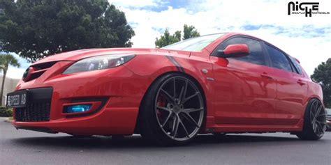 Mazda 3 Misano  M116 Gallery  Mht Wheels Inc