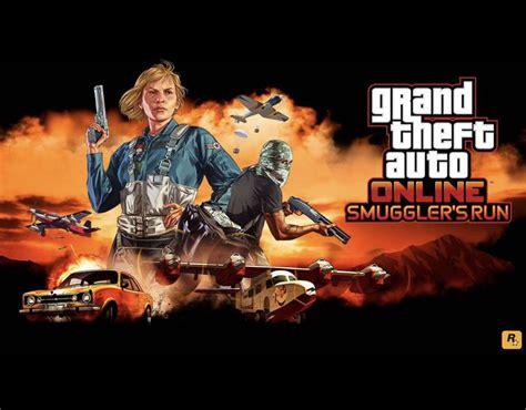 Gta 5 Online Smuggler's Run Release Date New Ps4 Update