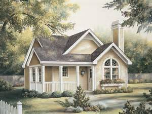 two bedroom cottage springdale country cabin home plan 007d 0105 house plans