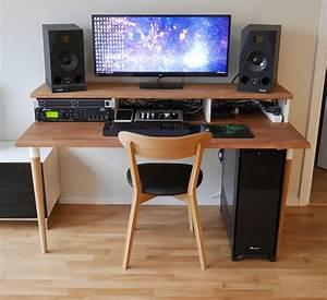 My, Desk, Setup, Audiophile