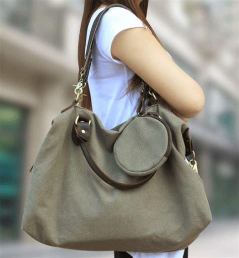 unique messenger bag grey large travel tote bag