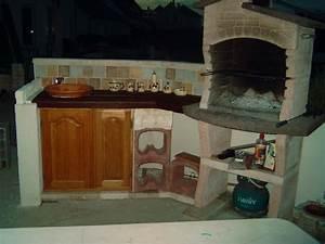 Plan De Travail Exterieur : plan de travail pour cuisine exterieure cuisine du0027t exterieur plan de travail plan de ~ Preciouscoupons.com Idées de Décoration