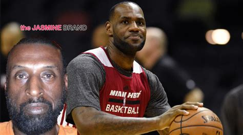 Exclusive Lebron James Alleged Father Loses Legal