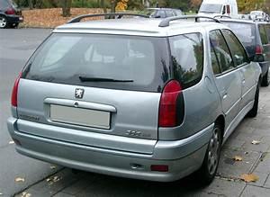 File Peugeot 306 Break Rear 20071026 Jpg