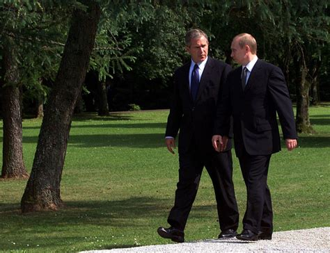 A look at some past U.S.-Russian and U.S.-Soviet summits ...