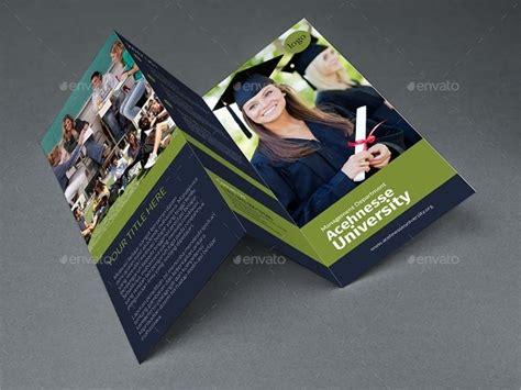 university brochure templates psd eps format