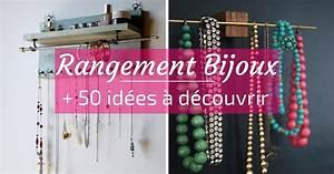 Comment Ranger Ses Bijoux : rangement bijoux 50 id es pour ranger vos bijoux ~ Dode.kayakingforconservation.com Idées de Décoration
