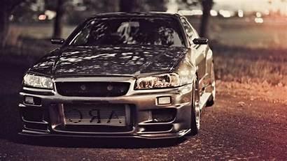 R34 Skyline Gtr Nissan