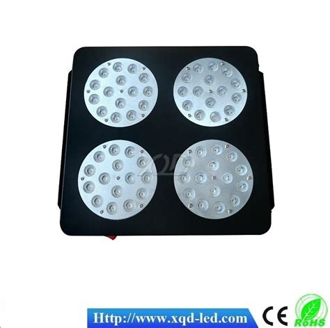 3w solar powered grow lights equal 120w hps indoor plant