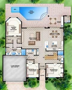 house, plan, 207-00006