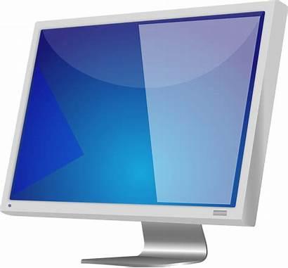 Monitor Screen Computer Display Windows Monitors Vector