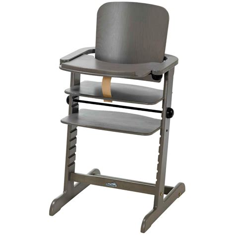chaise haute b b bois chaise en bois bebe mzaol com