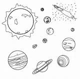 Coloring Pages Meteor sketch template