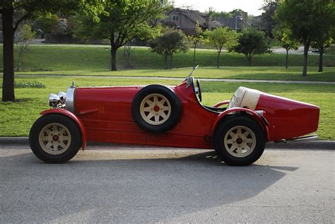 The type 35 was the most successful of the bugatti racing models. 1927 Bugatti Type 35 Kit Car (VW) - a photo on Flickriver
