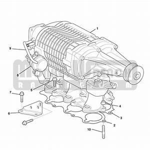 Lotus Oem Supercharger Actuator  U2013 Evora S Exige V6