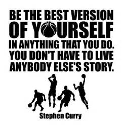 Stephen Curry Basketball Quotes Inspirational