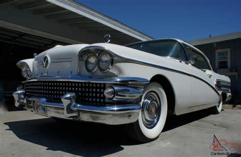 Cadillac Buick by 1958 Buick Special Chevy Ford Cadillac Oldsmobile Impala