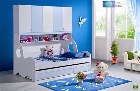 2pcs mdf panneaux enfants lit superpos 233 armoire avec