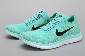 NIKE FLYKNIT 4.0 Womens Running Shoes mint green | NIKE ...