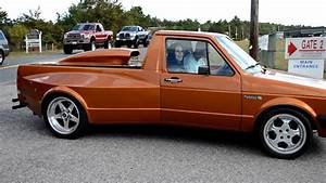 Vw Caddy Pick Up : vw rabbit pickup caddy drive by in hd youtube ~ Medecine-chirurgie-esthetiques.com Avis de Voitures