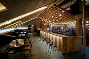 wohnideen dining lounge ravishing attic bar blends rustic textures with contemporary design