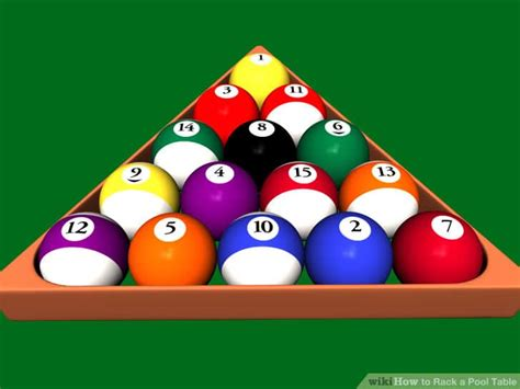 How To Rack In Pool - how to properly rack pool or billiard balls all in all news