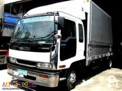 mai lipat bahay  trucking services  santo tomas
