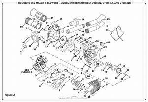 Wiring Diagram  30 Homelite Leaf Blower Parts Diagram